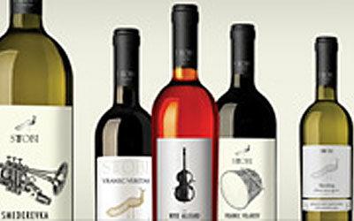 Katalog vín